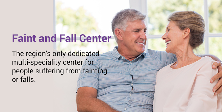 Faint & Fall Center | Hunterdon Cardiovascular Associates | New Jersey